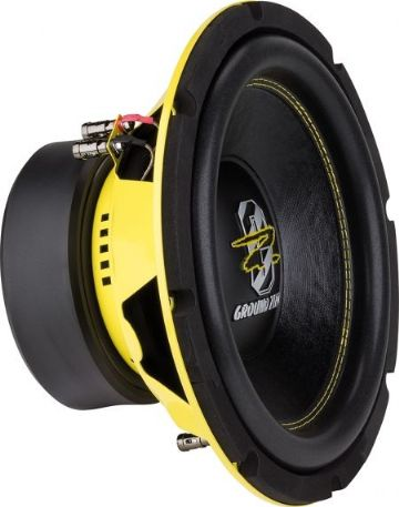 "30 cm / 12"" Subwoofer - 2 x 1/2 ohm 3"" voicecoil - 1500 WSPL"
